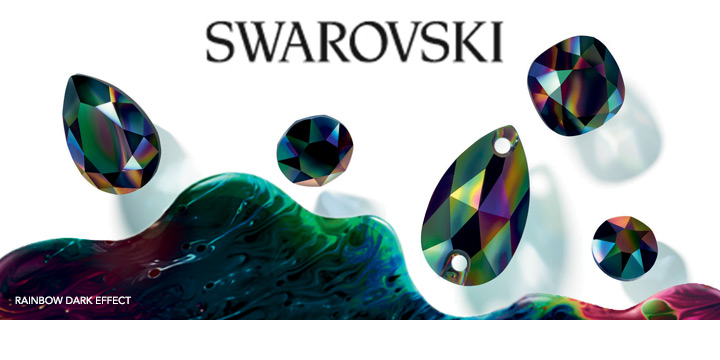 Swarovski rainbow dark