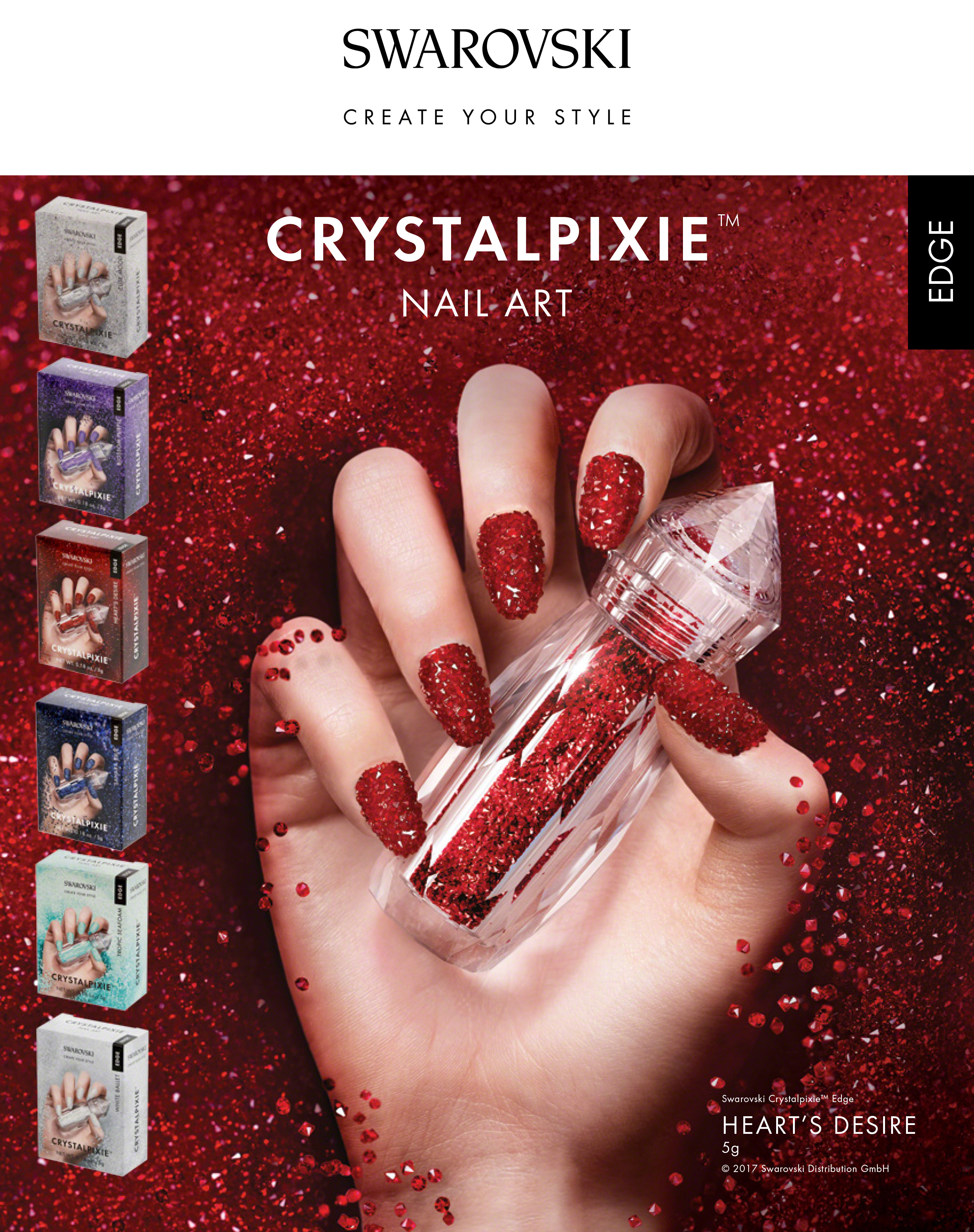 Crystalpixie Edge All Colors