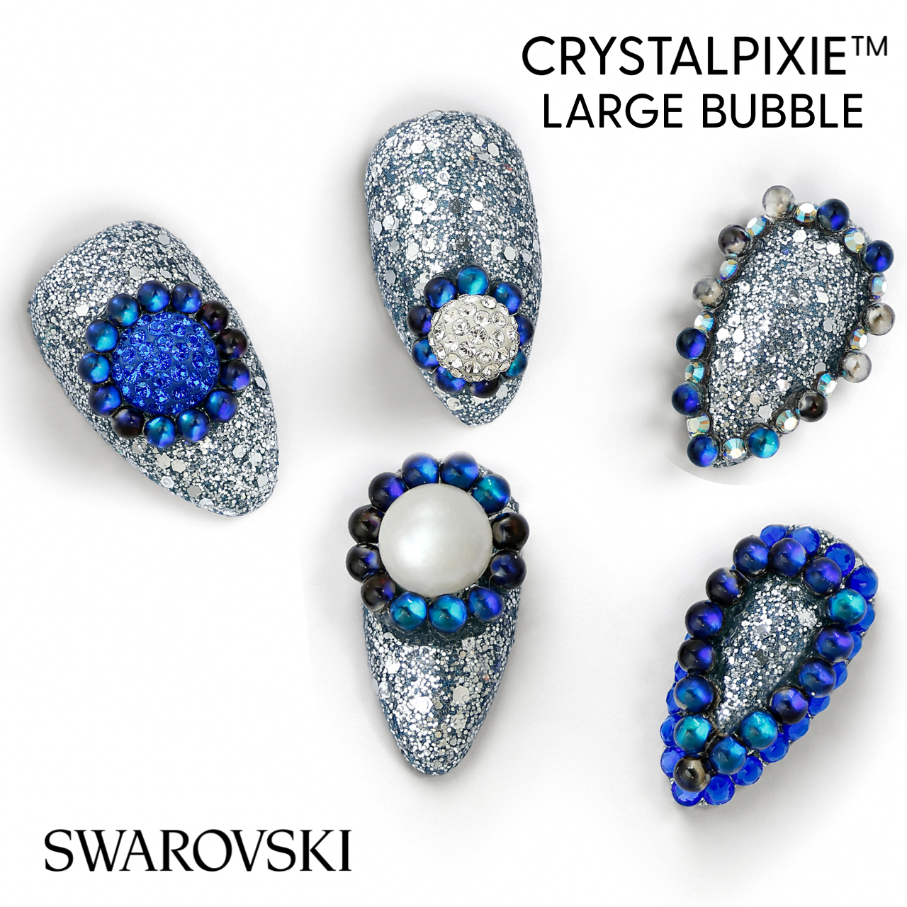 Swarovski CrystalPixie Bubble Large