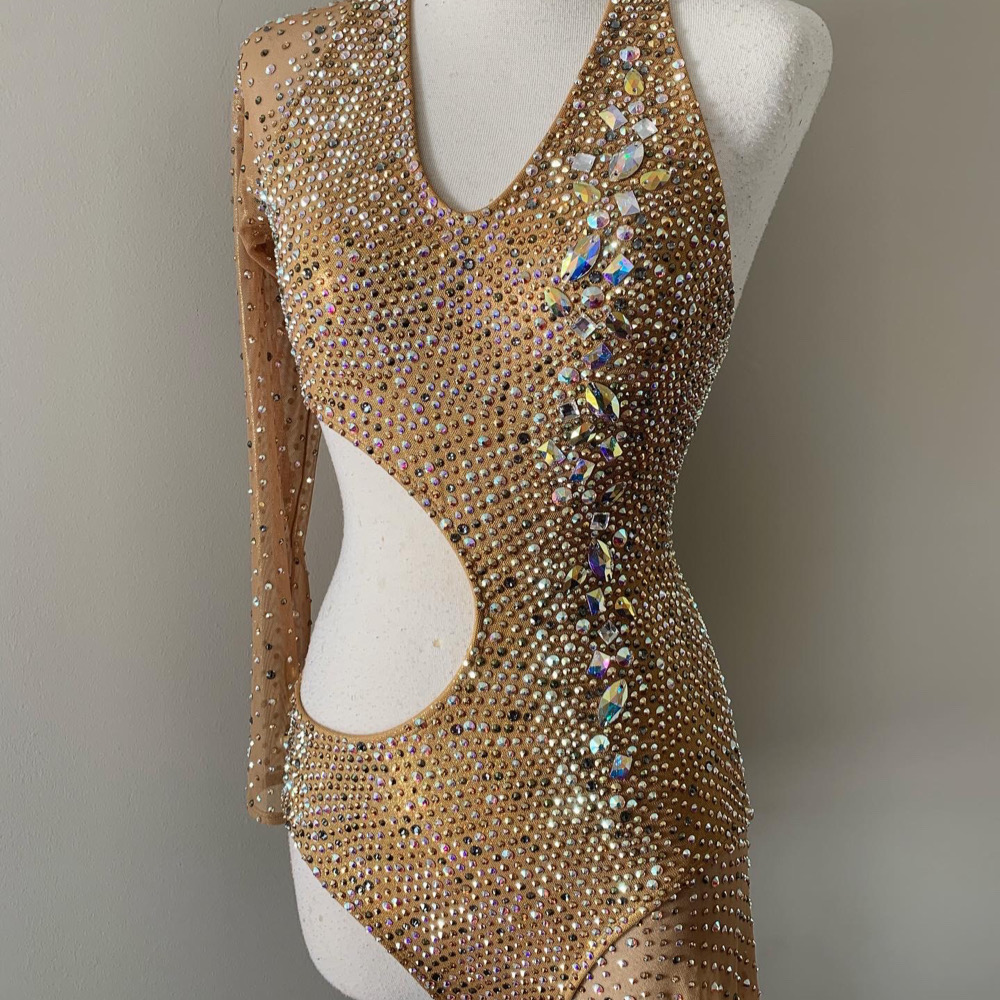To Die For Costume - Gold
