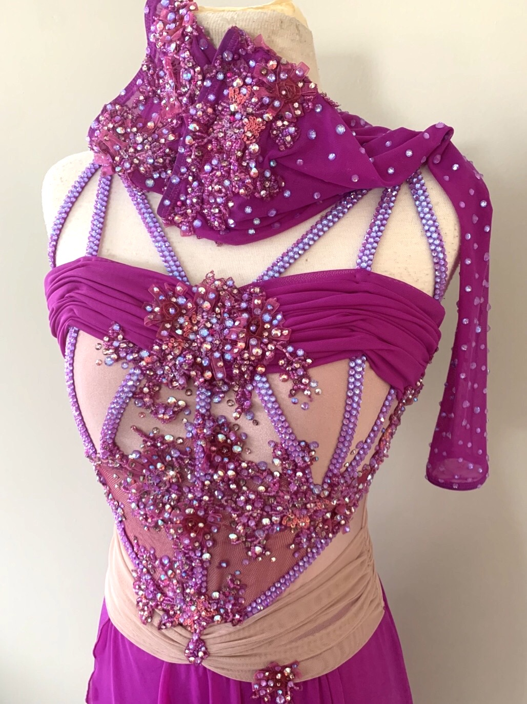 To Die For Costumes magenta