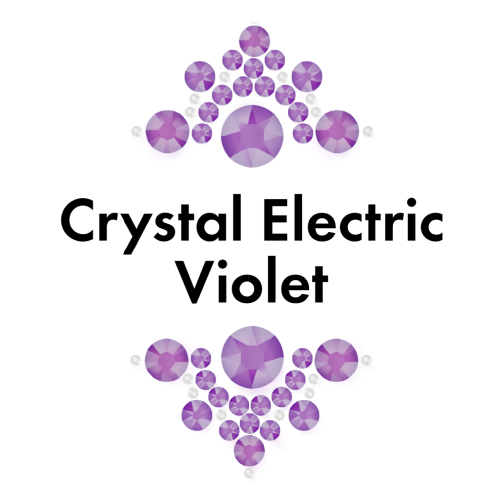 Crystal Electric Violet