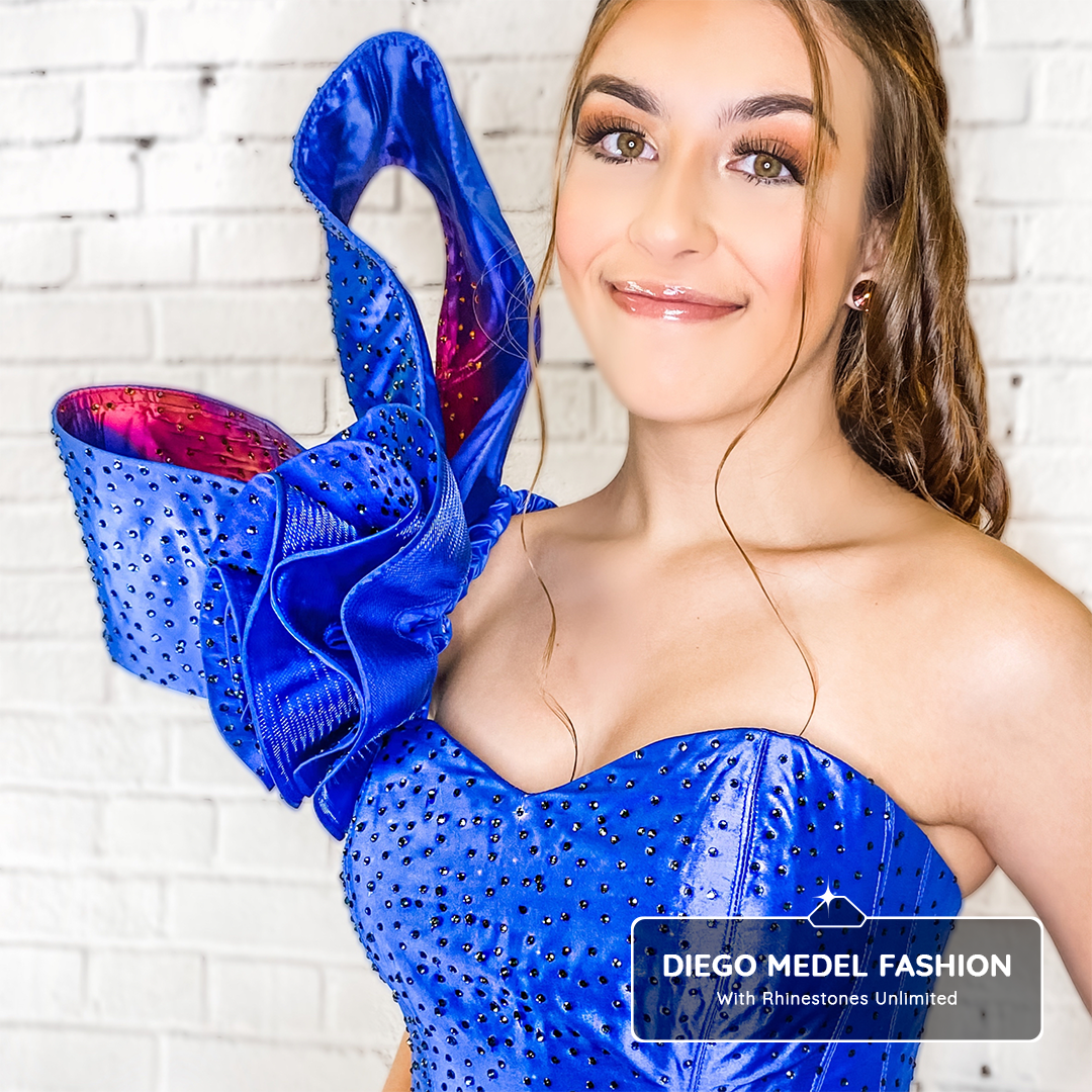 Diego Medel Fashion Sparkle in the Spotlight