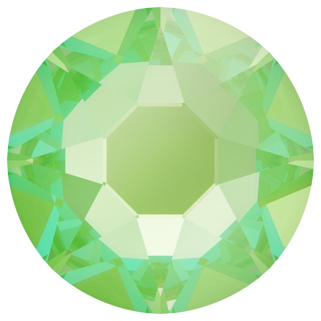 Rhinestone - Electric Green DeLite