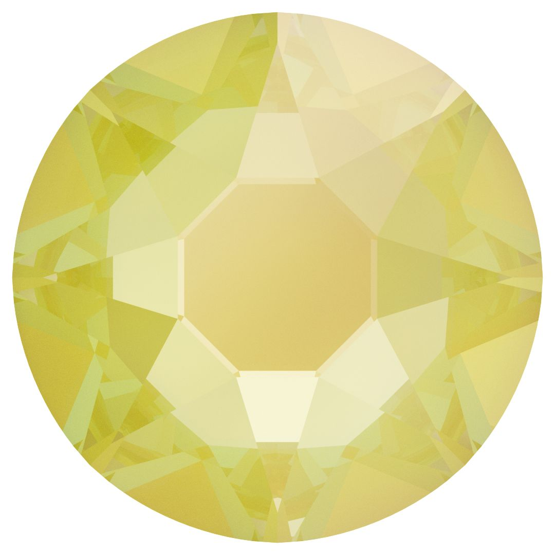 Rhinestone - Electric Yellow DeLite